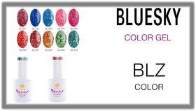 Гел лак за нокти BLUESKY BLZ Color