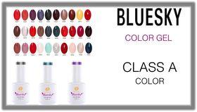 """Гел лак BLUESKY """"CLASS A"""" 114 Colors"""