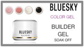 Гел за изграждане Bluesky builder UV gel